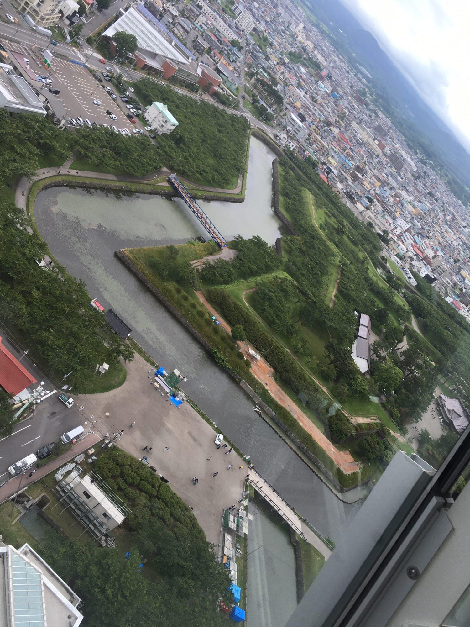 社員旅行 函館~新幹…